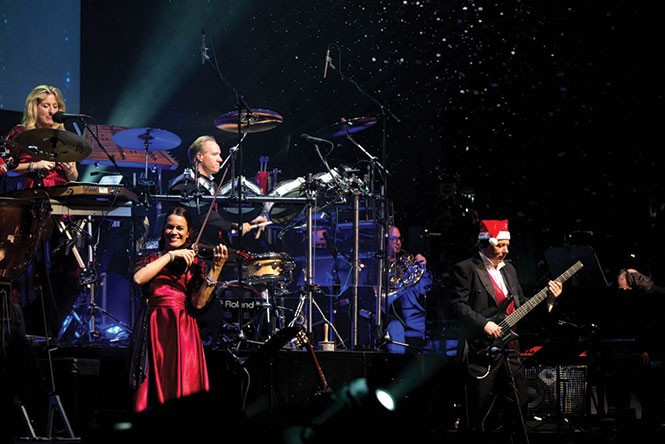 Mannheim Steamroller Salt Lake City Utah