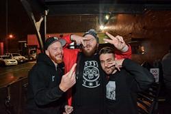 Kyle Erickson, Grady Baby Jesus, Chuff Christensen
