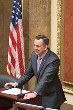 House Speaker Greg Hughes, R-Draper. - NIKI CHAN WILEY