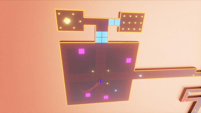 You can't see it, but I'm playing with my controller upsidedown. - TINYBUILD GAMES