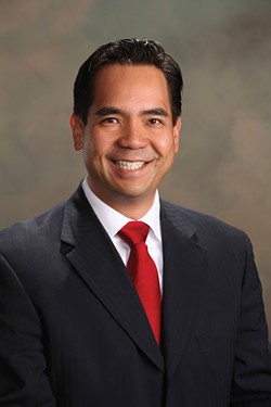 Along with the PR needs of his office, AG Sean Reyes also has his political campaign's communication issues to keep an eye on. - SEAN BARR