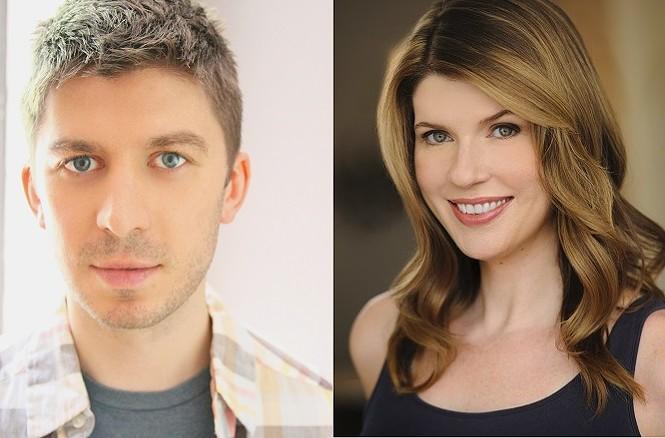 Troy Deutsch & Cassandra Stokes-Wylie