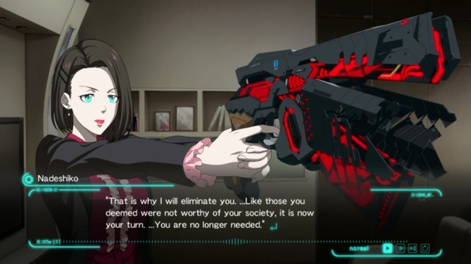"""Could this """"sidearm"""" have any more barrels to fire from? - NIS AMERICA"""