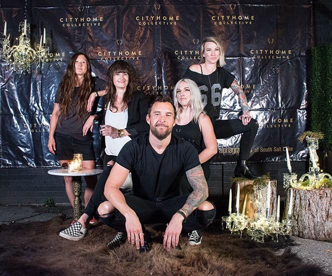 Kerri, Amy, Cody, Katie & Lauren