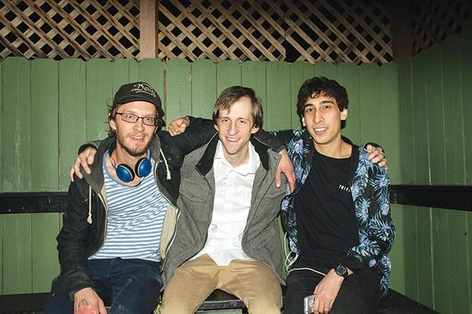 Preston & Dylan Tait, Asad Sattar