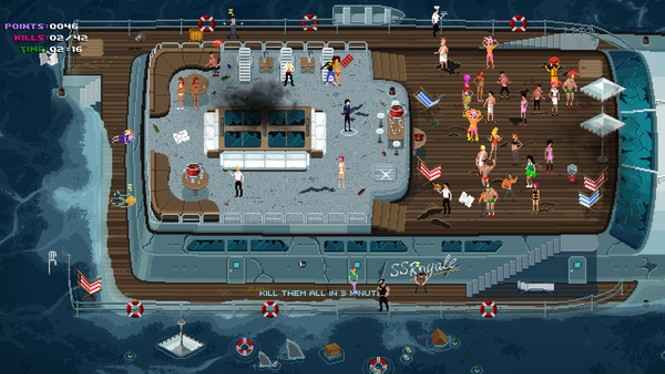 Who else wants to play Titanic? - TINYBUILD GAMES