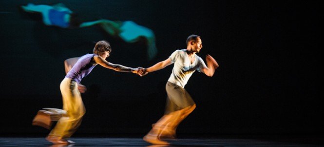"""You and the Space Between"" by Miguel Azcue - RIRIE-WOODBURY DANCE COMPANY"
