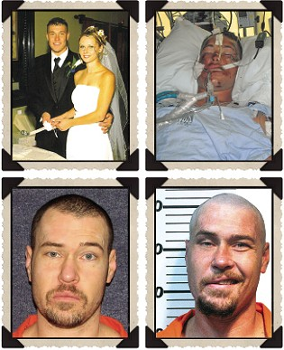 A survivor of a motorcycle crash that left him with a devastating brain injury, Cameron Payne has spent six-and-a-half years in prison for assault.