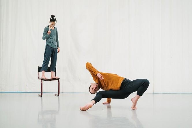 Ching-I Chang Bigelow and Brian Gerke - MOTION VIVID