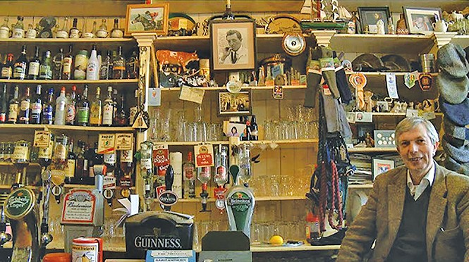 The Irish Pub - JANSON MEDIA