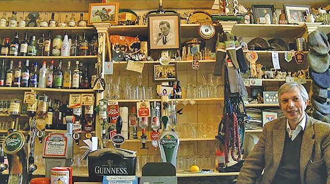 The Irish Pub - JANSON MEDIA