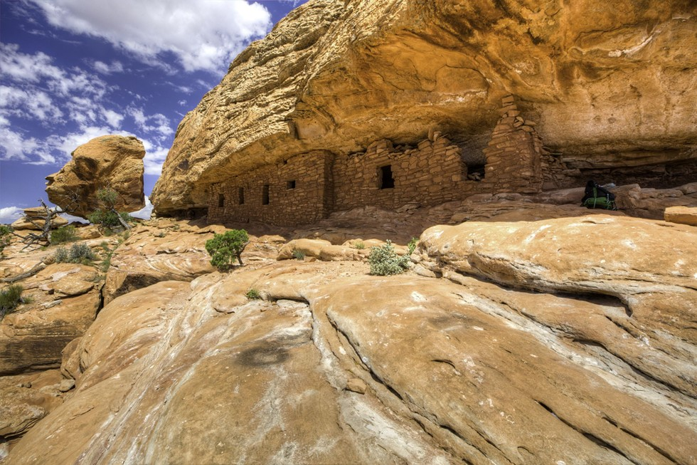 Cedar Mesa ruins - U.S. BUREAU OF LAND MANAGEMENT