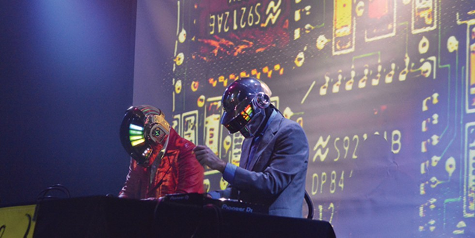 Daft Punk Tribute at Metro Music Hall - JOSH SCHEUERMAN
