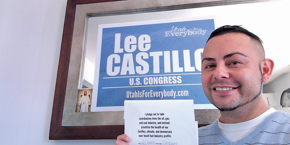 TWITTER @LEE4USCONGRESS