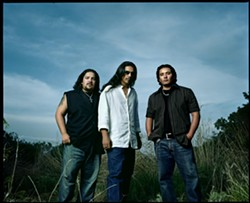 Los Lonely Boys - CHRIS CASSIDY