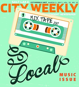 Local Music Issue 2017