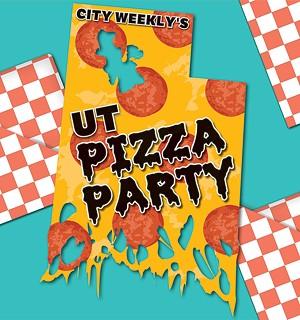 Utah Pizza Party