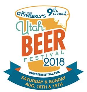 Utah Beer Festival 2018