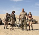 Movie Reviews: Jumanji: The Next Level, The Two Popes, Richard Jewell, Promare