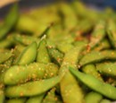 Monday Meal: Kicked-Up Spicy Edamame