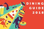 Dining Guide 2018