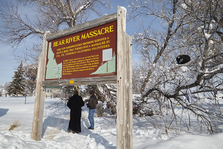 Black River Massacre Commemoration