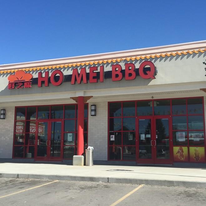 Ho Mei BBQ Restaurant in Salt Lake City