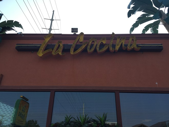 La Cocina Mexican Restaurant in Salt Lake City