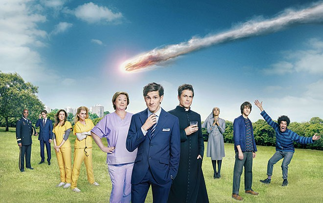 You, Me and the Apocalypse (NBC)