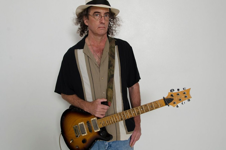 James McMurtry - MARY KEATING BRUTON