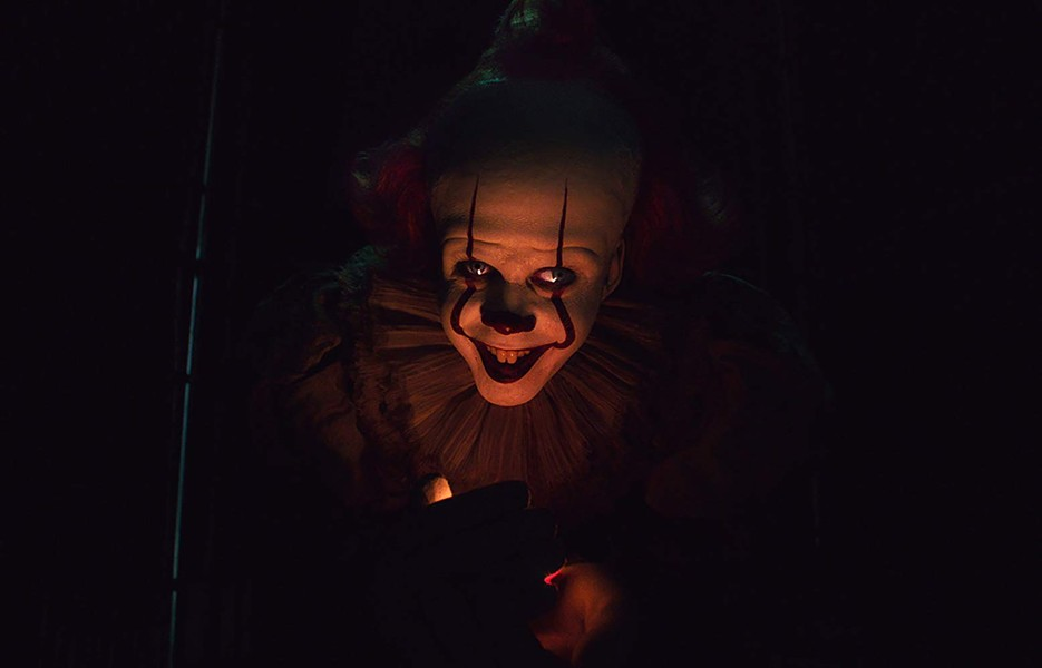 Pennywise (Bill Skarsgård) in It: Chapter Two - WARNER BROS. PICTURES