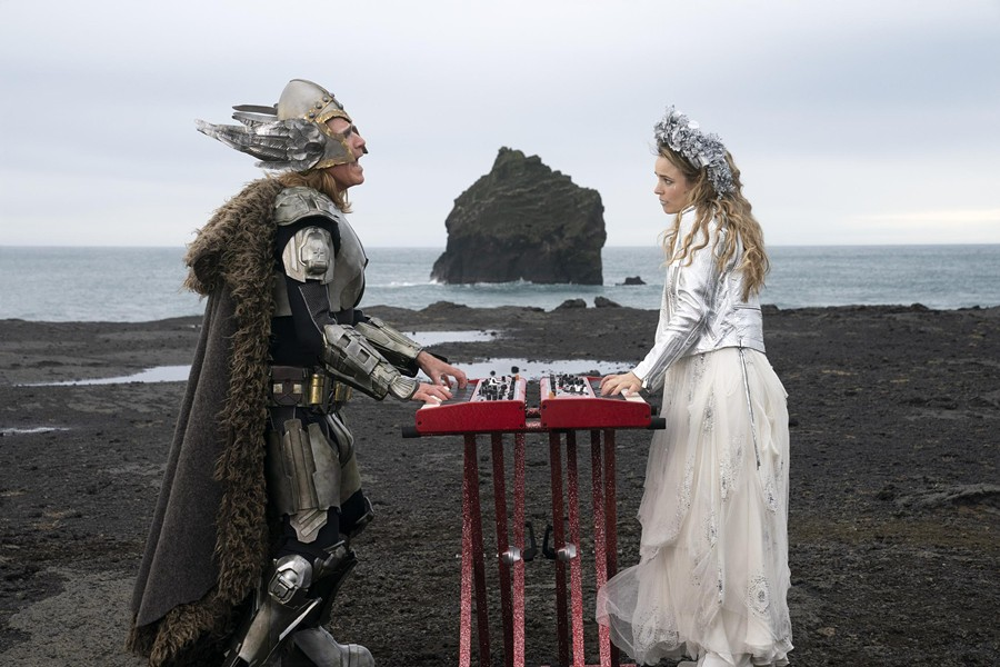 Will Ferrell and Rachel McAdams in Eurovision Song Contest: The Story of Fire Saga - NETFLIX