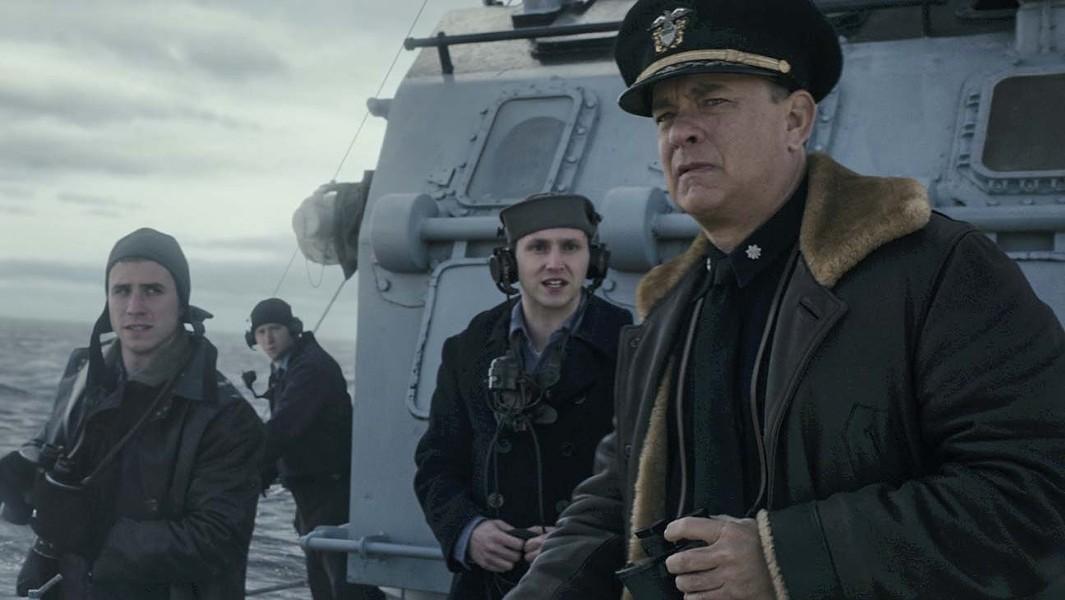Tom Hanks in Greyhound - APPLE+