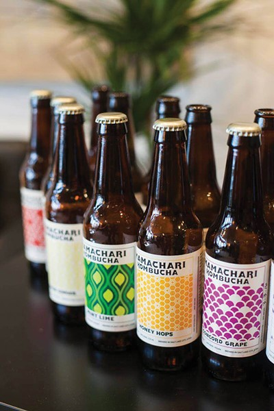 Mamachari Kombucha can now be found in over 40 locations along the Wasatch Front—from Logan to Spanish Fork.