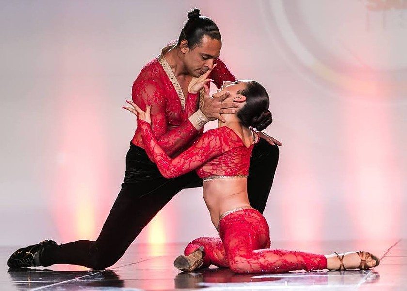 Javier Campines & Erica Reyna coming to SLSF from Los Angeles