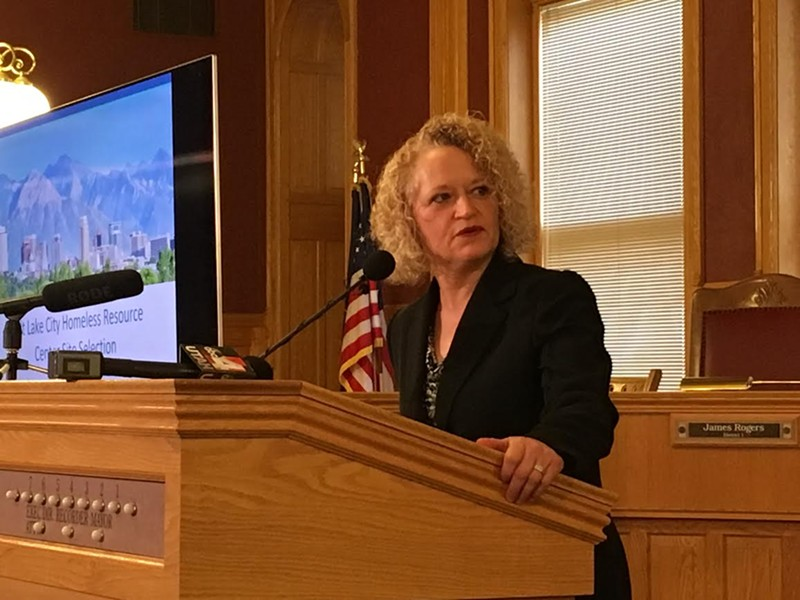 Biskupski said upcoming discussions will allow the public to weigh in on the design. - DW HARRIS