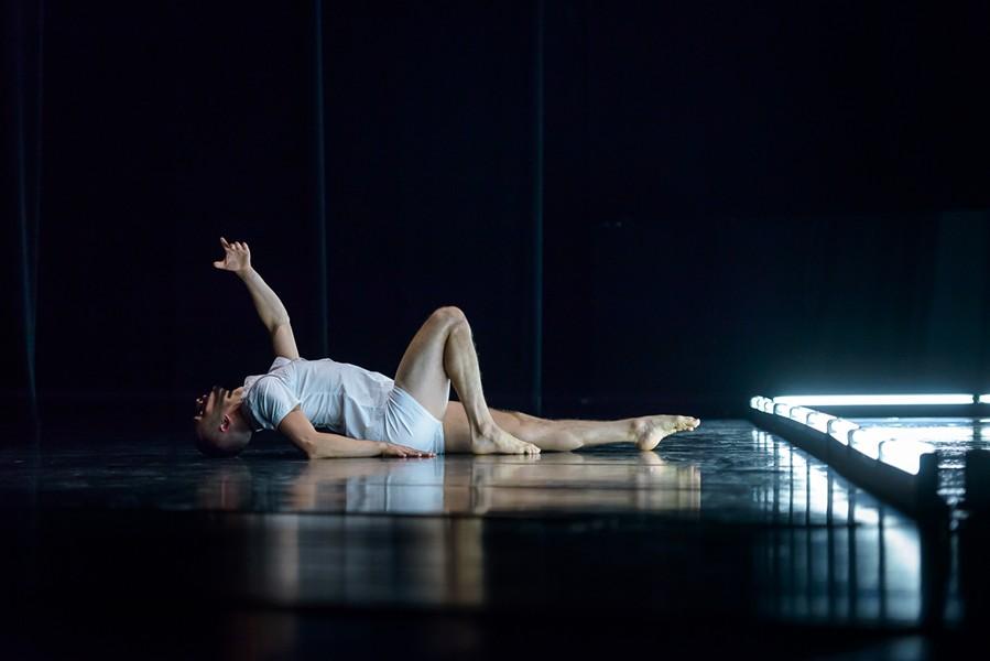 """Fragments"" choreographed by Jonah Bokaer - STUART RUCKMAN"