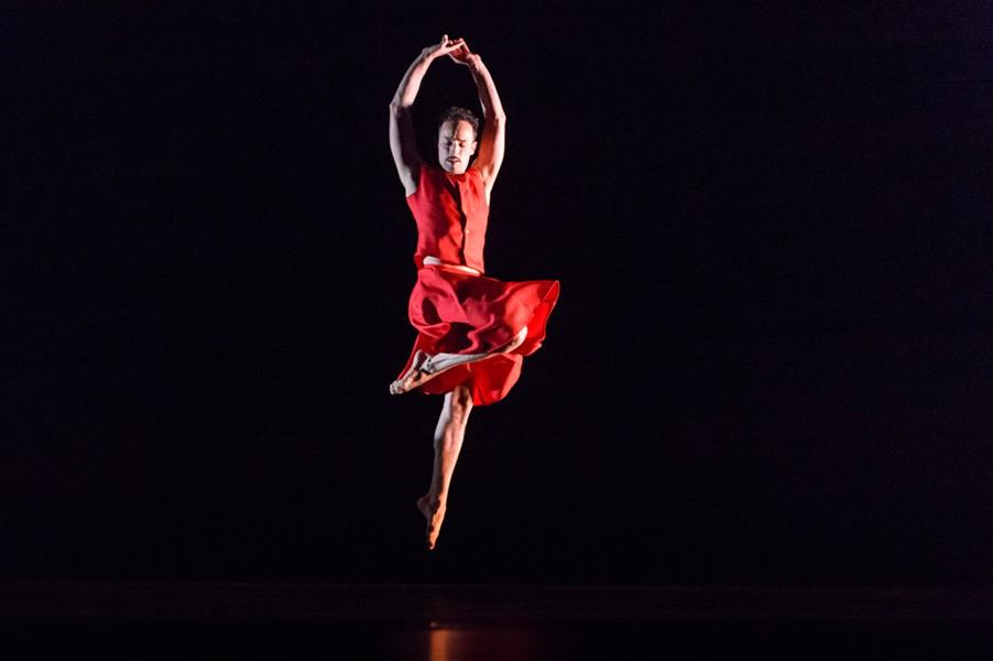 """Elegy"" choreographed by Daniel Charon - STUART RUCKMAN"