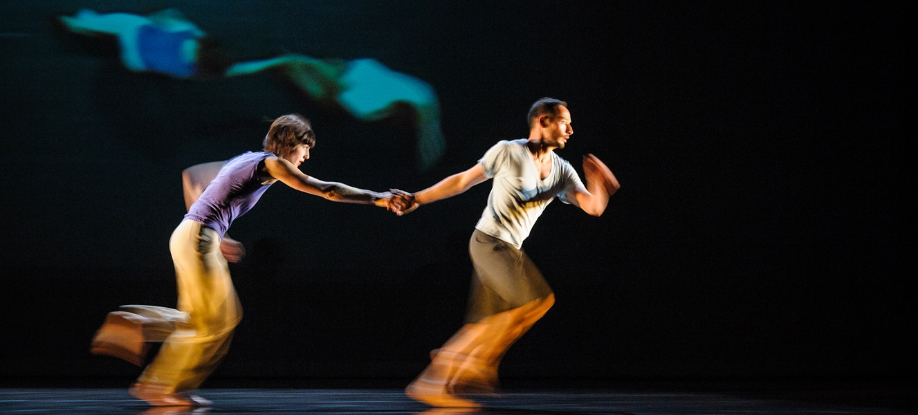 """""""You and the Space Between"""" by Miguel Azcue - RIRIE-WOODBURY DANCE COMPANY"""