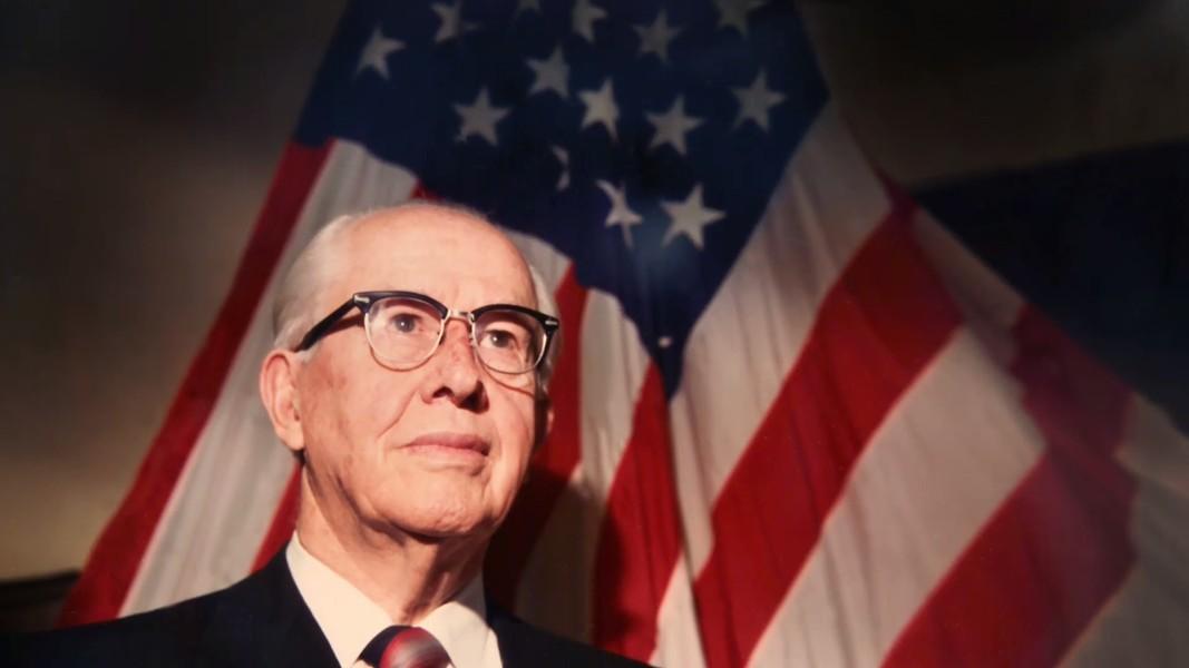 Ezra Taft Benson - VIA LDS.ORG