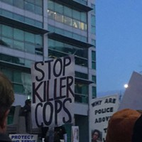 Photo Dispatch: Utah Against Police Brutality Rally