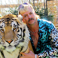 Wild thing: Tiger King's Joe Exotic.
