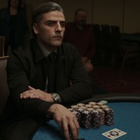 Oscar Isaac in The Card Counter