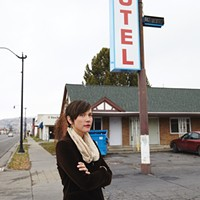 Councilwoman Erin Mendenhall says the time to provide low-income housing with long-term support for sex workers is now.