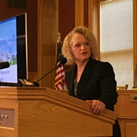 Biskupski said upcoming discussions will allow the public to weigh in on the design.