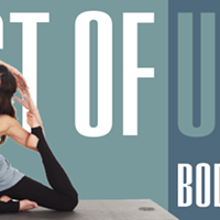 2017 BEST of UTAH / Mind & Body BALLOT