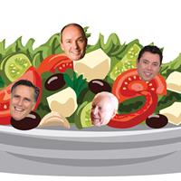 Governor Salad