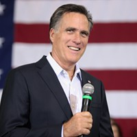 Romney Finally Makes It Official