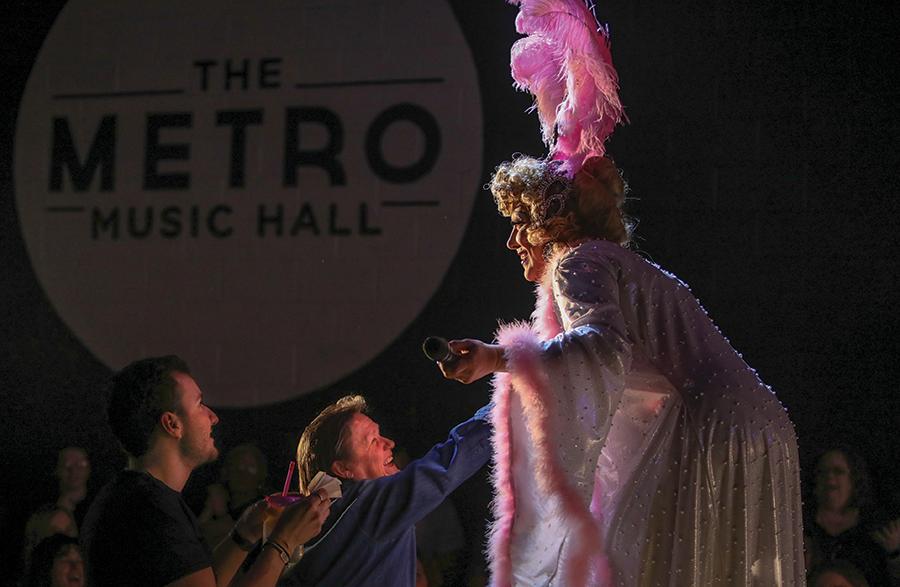 Metro Music Hall - STEVE CONLIN