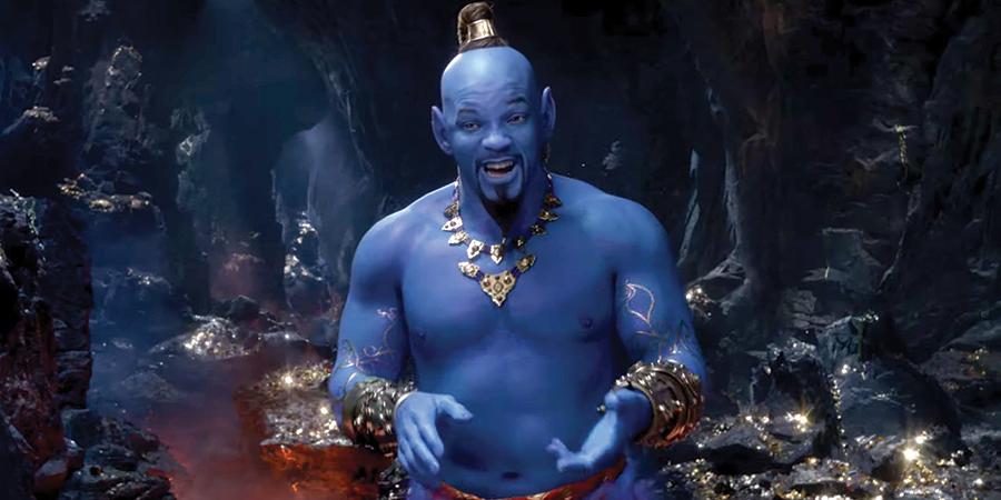 Aladdin - WALT DISNEY STUDIOS